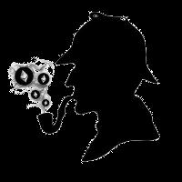 CryptoSherlock logo
